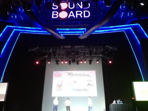 sound board stage